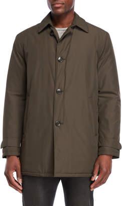 Lauren Ralph Lauren Ralph Lauren Olive Lerner Shirt Jacket