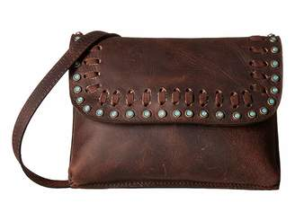 Leather Rock Cara Crossbody Cross Body Handbags