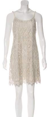Alice + Olivia Lace Slip Dress