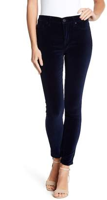 Hudson Barbara High Waist Ankle Super Skinny Jeans