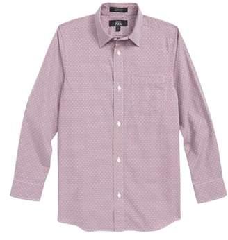 Nordstrom Check Dress Shirt
