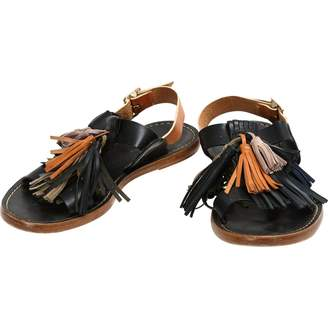 Etoile Isabel Marant Leather Sandals