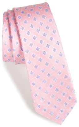 Michael Kors Medallion Silk Tie
