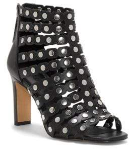 1 STATE 1.STATE Prentice Studded Leather Booties