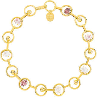 Henri Bendel Sabrina Gem Collar Necklace