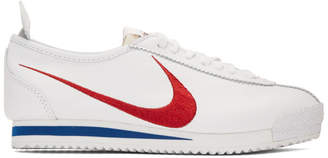 Nike White Swoosh Cortez 72 Shoe Dog Pack Sneakers