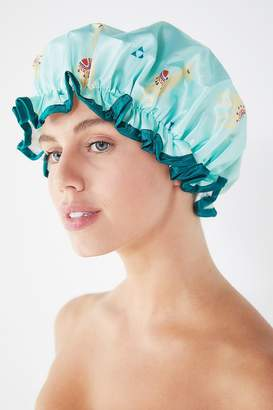 Urban Outfitters Icon Print Shower Cap