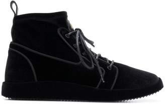 Giuseppe Zanotti Design high ankle sneakers