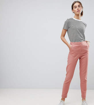 Asos Tall TALL Tailored Linen Cigarette Pants