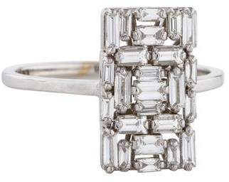 Suzanne Kalan 18K Diamond Cocktail Ring