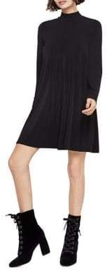 BCBGeneration Long Sleeve A-Line Dress