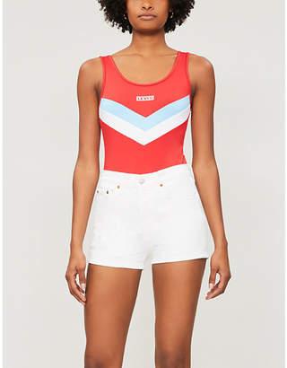 Levi's Florence stretch-jersey body