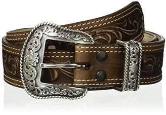 Nocona Men's San Antonio USA Belt
