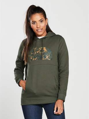 The North Face Drew Hoodie - Taupe/Green