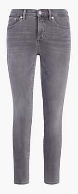 Ralph Skinny Ankle Jeans, Slate Wash