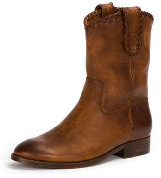 Frye Melissa Whipstitch Short Boot