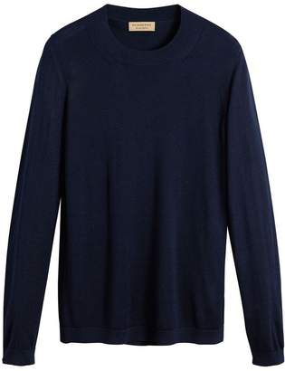 Burberry crewneck sweater