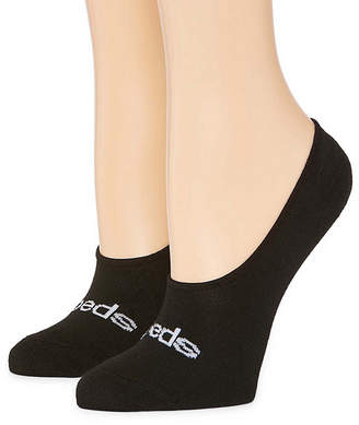 Peds 2 Pair Knit Liner Socks - Womens