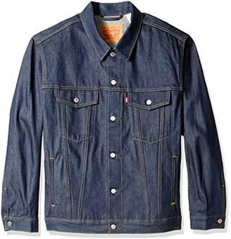 Levi's Men's Big and Tall Trucker Jacket