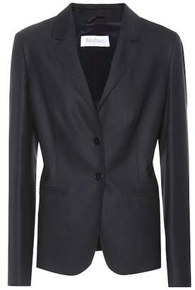 Max Mara Zac wool blazer