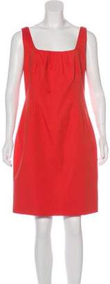 Tahari Sleeveless Sheath Dress