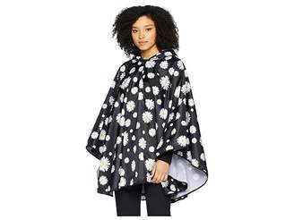Collection XIIX Daisy Rain Poncho Women's Clothing