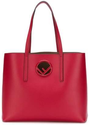 Fendi Shopping logo bag