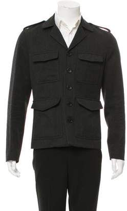 Marc by Marc Jacobs Lightweight Button-Up Jacket