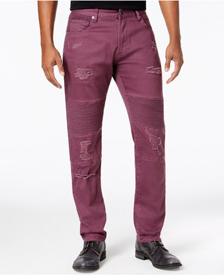 Lrg Men's Payola True Taper Twill Pants $79 thestylecure.com