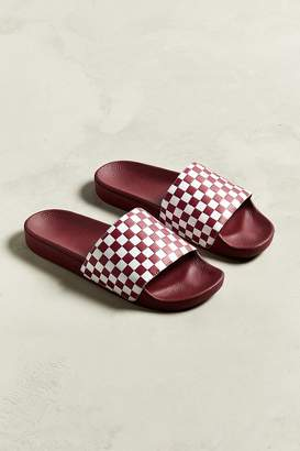 Vans Checkerboard Slide Sandal