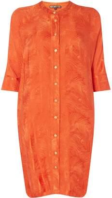 Biba Feather jacquard tunic