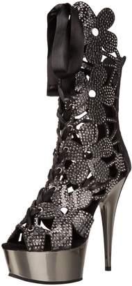 Pleaser USA Women's Delight-600-36 Platform Boot
