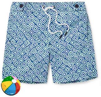 Frescobol Carioca Boys Ages 2 - 8 Angra Printed Shell Swim Shorts
