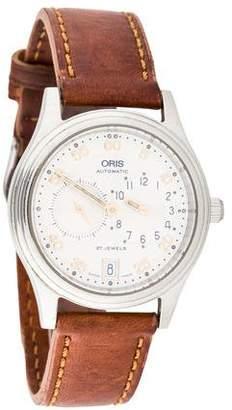 Oris Regulator Watch