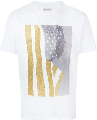 Palm Angels photo print T-shirt