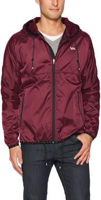 RVCA Young Men's HEXSTOP II Jacket Outerwear