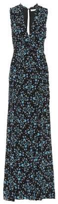 Altuzarra Floral silk maxi dress
