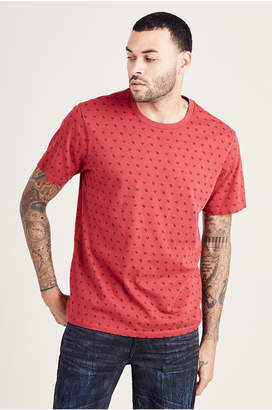 True Religion MONOGRAM MENS TEE
