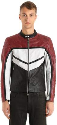 Belstaff Morleigh Leather Biker Jacket
