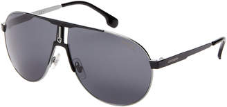 Carrera 1005/S Grey Aviator Sunglasses