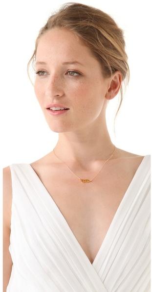 Gorjana Friendship Wing Necklaces