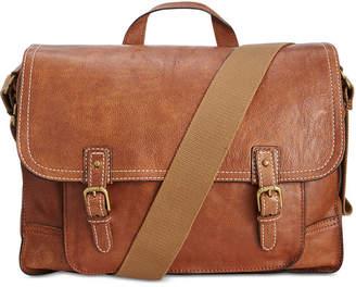 Patricia Nash Nash Men's Tuscan Leather Messenger