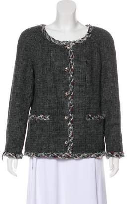 Chanel Paris-Edinburgh Tweed Jacket