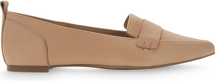 AldoALDO Cherryhill leather loafers