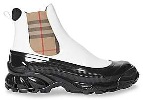 Burberry Women's GH3 Rubber Ankle Boots