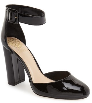Vince Camuto 'Shaytel' Block Heel Pump (Women) $118.95 thestylecure.com