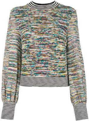 Missoni striped jumper