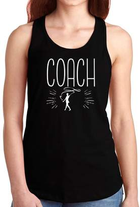 Coach Site Athletics Rhythmic Gymnastics Women Tank Top