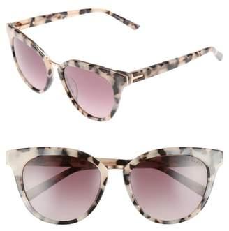 Ted Baker 53mm Cat Eye Sunglasses