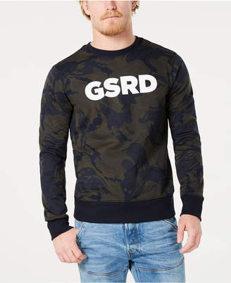 G Star Men's Printed Logo T-Shirt, Created For Macy's